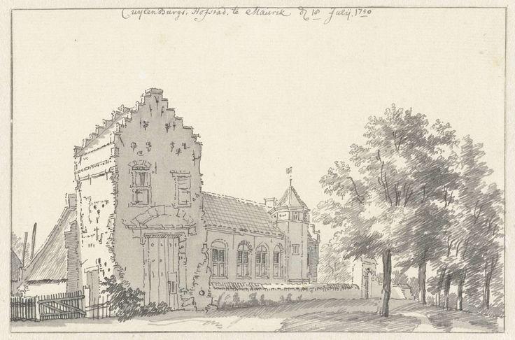 Cuylenburgs Hofstad te Maurik, Jan de Beijer, 1750