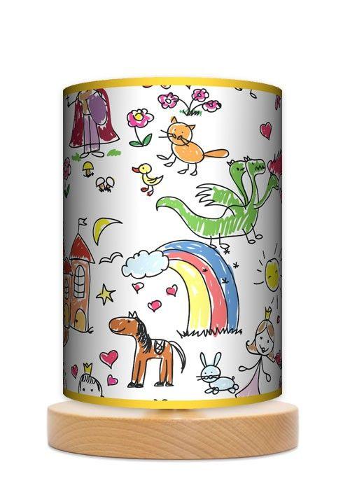 Idealna lampa do pokoju dziecka