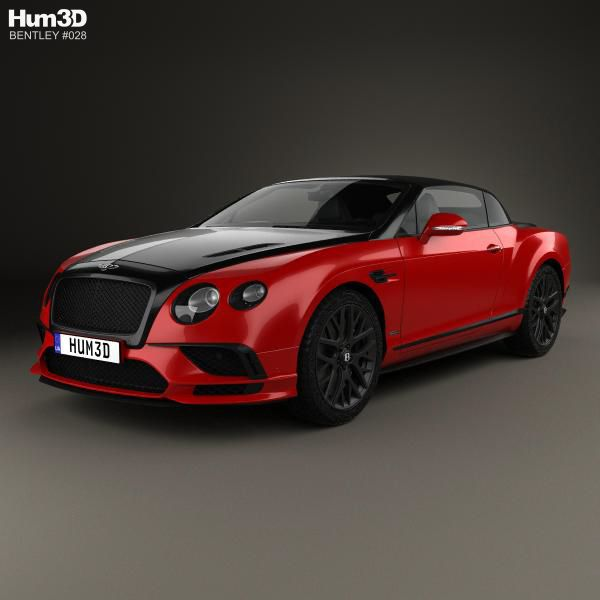 Bentley Convertible Price: 25 Best Bentley 3D Models Images On Pinterest