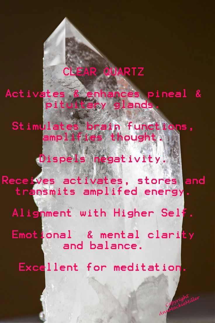 crystal awareness card quartz - my card for today and what it means for me personally on my blog