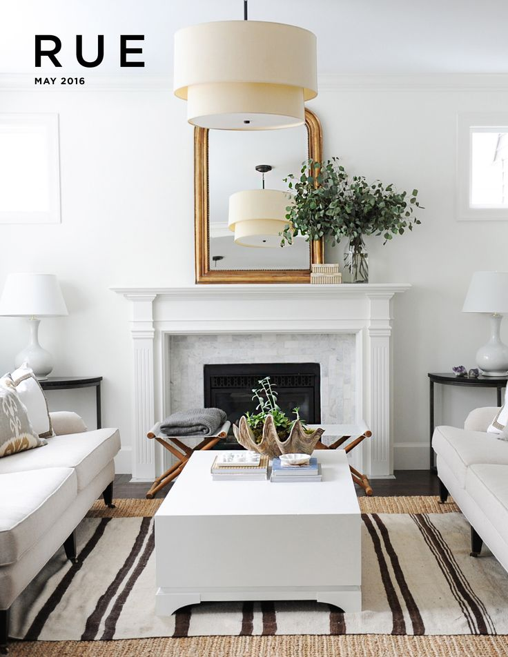 Our Summer 2016 Issue Is On Digital Newsstands NOW! White Living RoomsLiving  Room MirrorsLiving ...