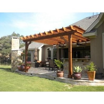 Patio With Pergola Design, Pictures, Remodel, Decor and Ideas - page 3