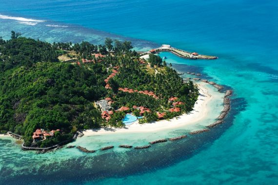 Cannot wait to get back to Beachcomber St Anne Resort in the Seychelles - an Indian Ocean Gem!  See Beachtravel for great rates and information