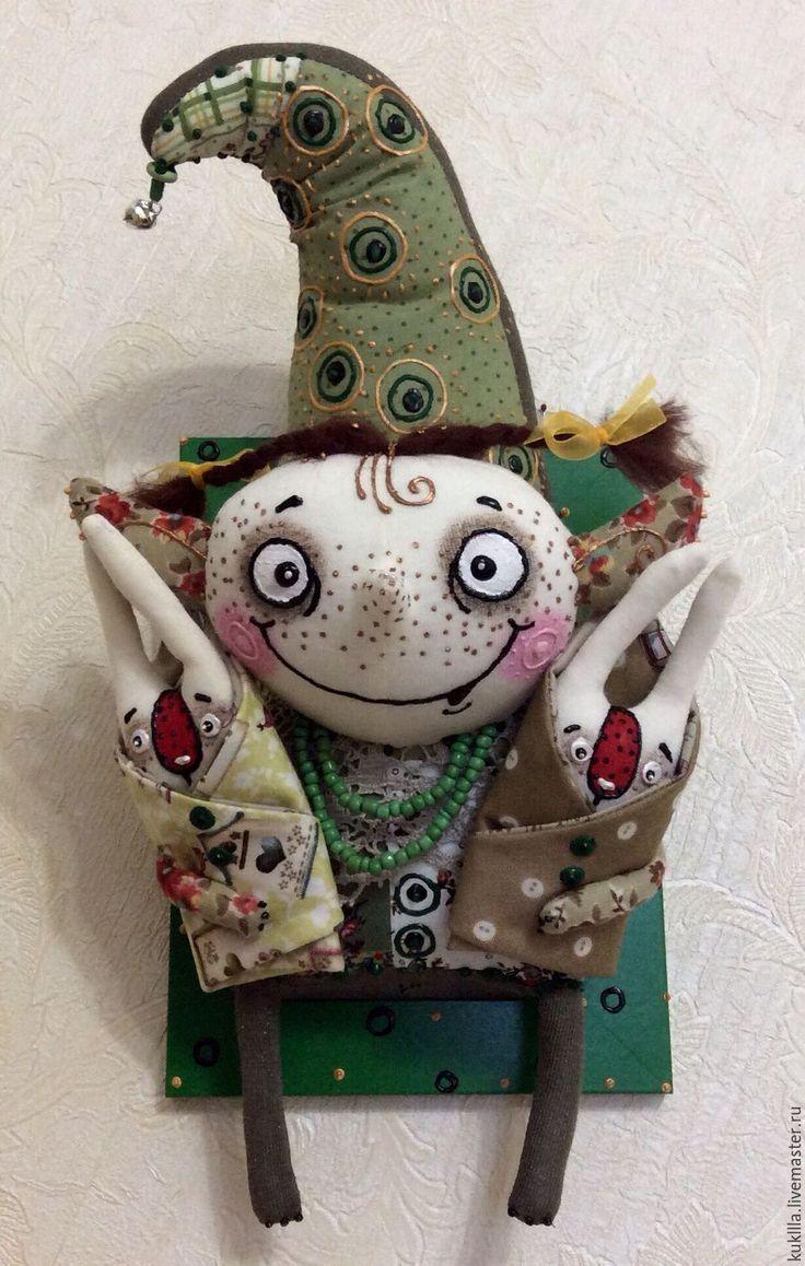 Купить Берегушечки с зайчатами. - оберег, оберег для дома, берегиня, авторская кукла, авторский подарок