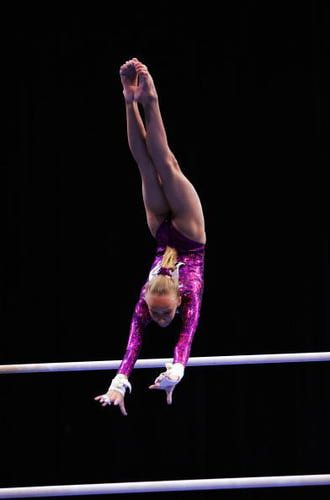 """Set daily, monthly, and long term goals and dreams. Don't ever be afraid to dream too big. Nothing is impossible. If you believe in yourself, you can achieve it."" -Nastia Liukin, USA, 2008 Olympic all-around champion"