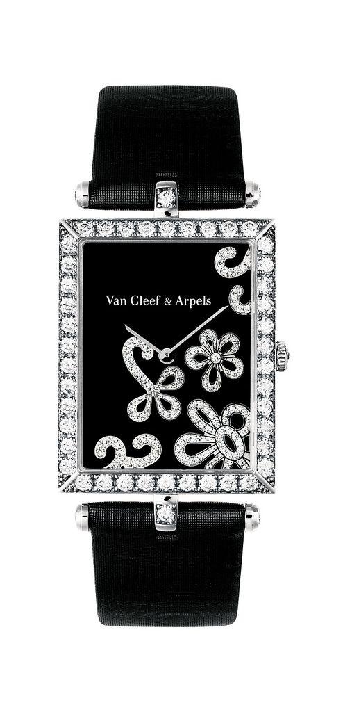 Van Cleef & Arpels Lady Arpels Dentelle watch | Flickr - Photo Sharing!