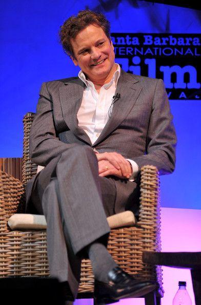 Colin Firth at the 25th Annual Santa Barbara International Film Festival - Colin Firth Photo (10423088) - Fanpop
