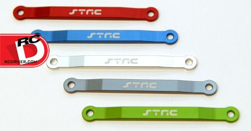 Aluminum Option Parts for Traxxas Bigfoot/Stampede...
