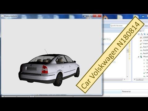 How to Import an Archive 3D Car Model and Java 3D Source Code in Eclipse_1 This video explains how to import and modify simple Java 3D source code for an Archive 3D car model and how to import the model in Eclipse. Here is a link to the original source code used in this video: http://ift.tt/2yVRzQk Check the following Video about the source code. https://youtu.be/SPAi488s9MI Archive 3D: http://archive3d.net/ http://ift.tt/2hS5hIT Car Volskwagen N180814 (C) by Joshua Inspector3DS/Loader3DS…