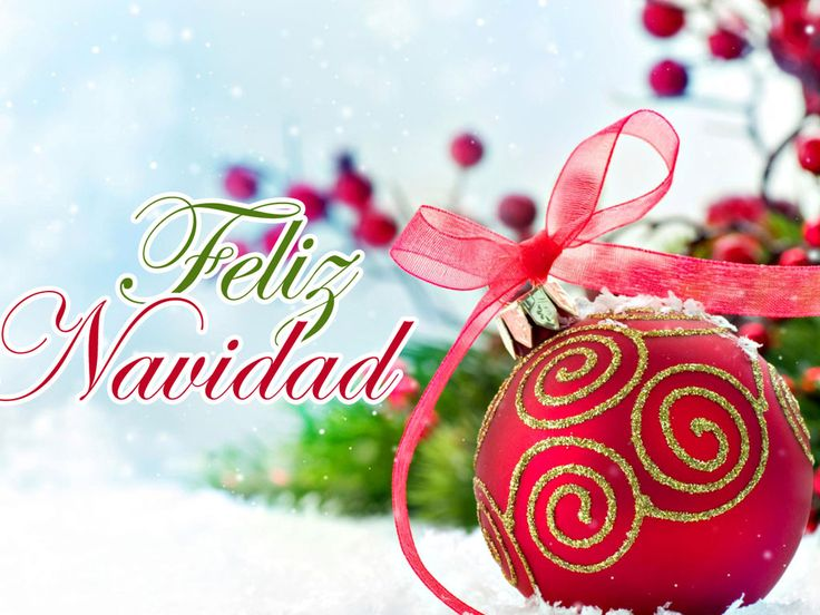 Merry Christmas In Spanish - http://merrychristmaswishes2u.com/merry-christmas-in-spanish/