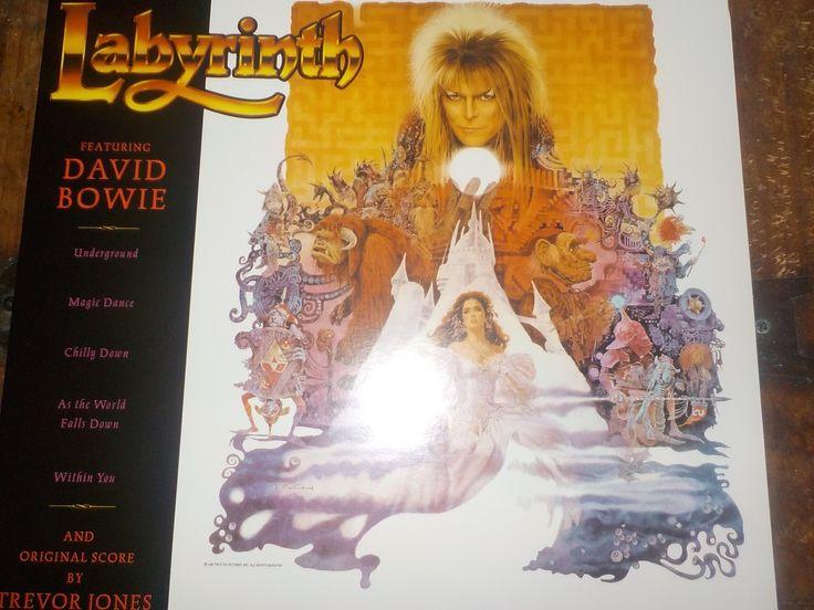 Soundtrack Labyrinth