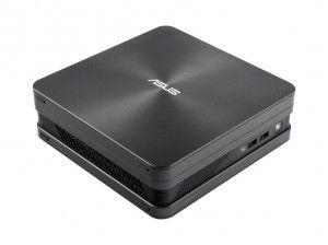 エルミタージュ秋葉原 – ASUS、Core i7-6700T搭載の小型ハイパフォーマンスPC「VivoMini VC65」15日発売