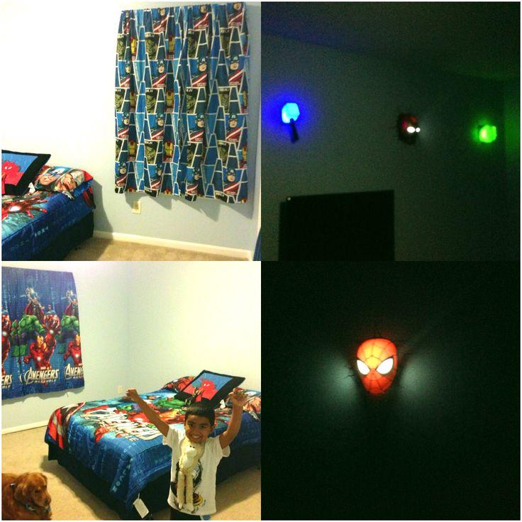 My Avengers Room
