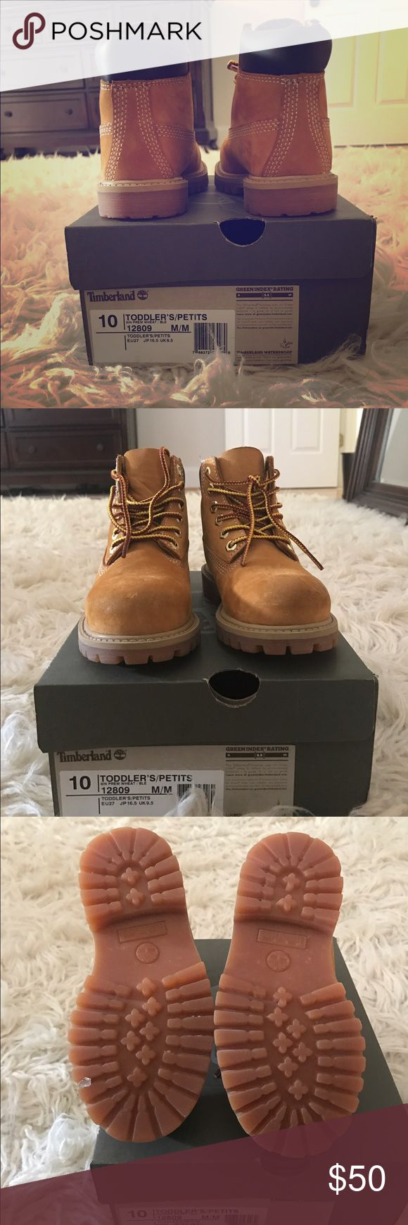 Kids Timberland Boots Excellent condition worn only a handful of times! Timberland Shoes Boots
