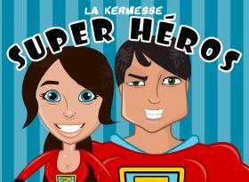 kermesse-kermesse super héros