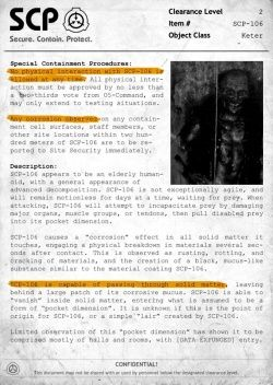 #SCP #SCPをざっくり紹介 #scpfacts #DidYouKnow #funfact #monsters #creepy #creepynuts #creepypasta #spooky #strange