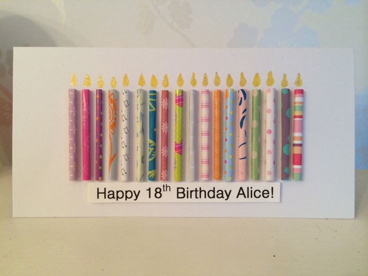 17 best card ideas images – 18th Birthday Card Ideas