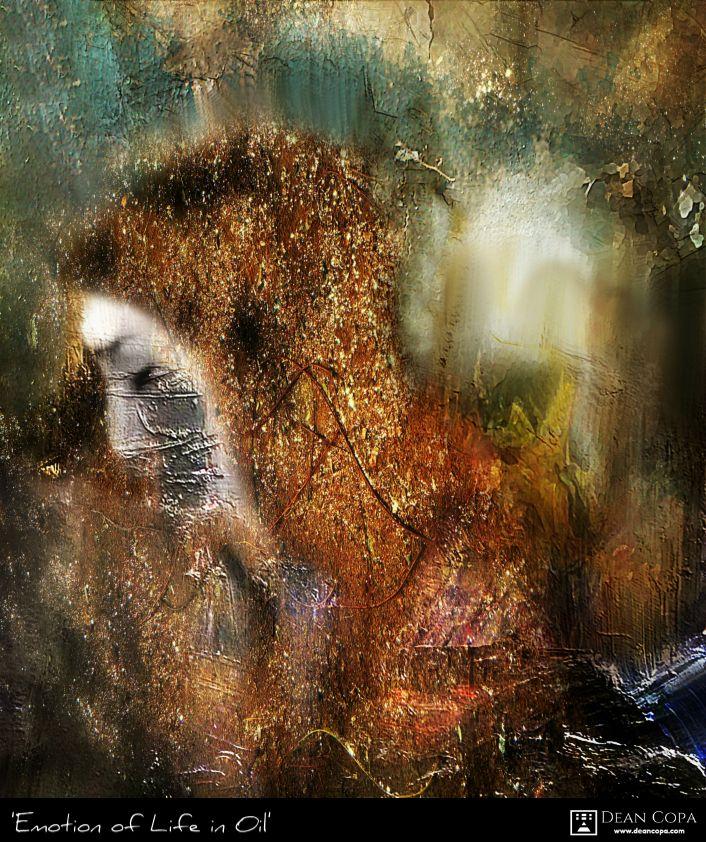 """Emotions of Life in Oil"" 2014 by Dean Copa. New Techniques // Instagram : http://www.instagram.com/dean_copa #DeanCopa #modernart #contemporaryart #fineart #finearts #artoftheday #artdiary #kunst #art #artcritic #artlover #artcollector #artgallery #artmuseum #gallery #contemporaryartist #emergingartist #ratedmodernart #artspotted #artdealer #collectart #contemporaryart"