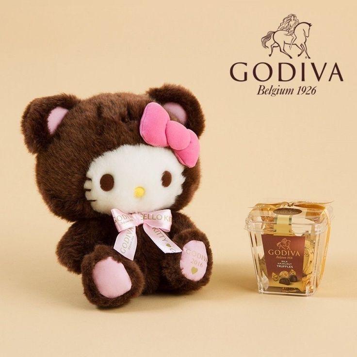 Godiva Chocolates Hello Kitty 2016