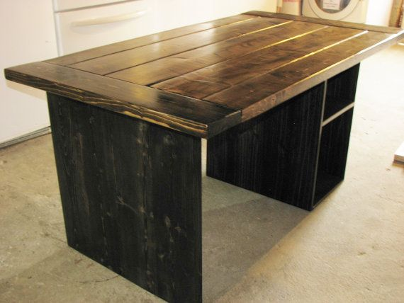 best 25+ rustic computer desk ideas that you will like on