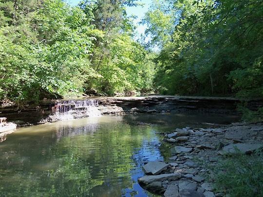 Oh Warren County Caesar Creek State Park Perimeter Loop