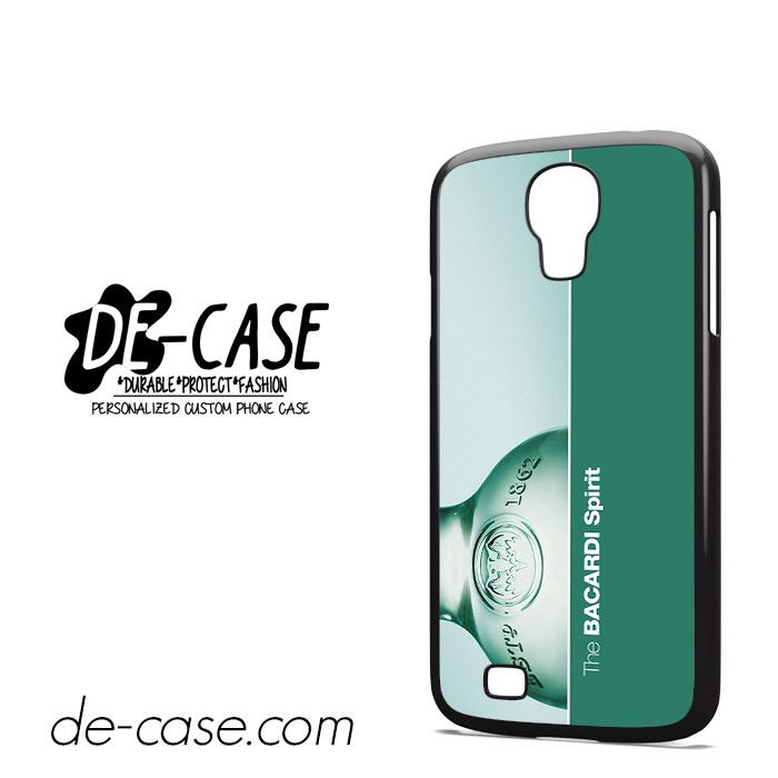 Bacardi Spirit DEAL-1290 Samsung Phonecase Cover For Samsung Galaxy S4 / S4 Mini
