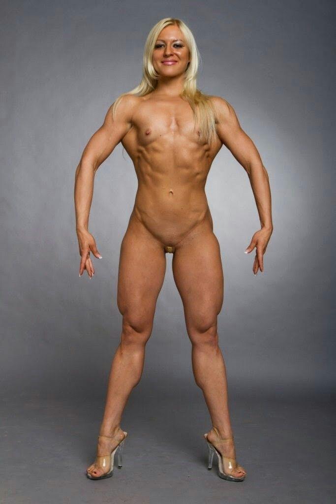 athletic female bodies naked