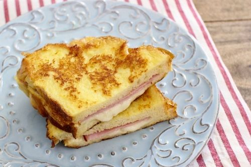 Monte Cristo Sandwiches (Croque-Monsieur)   Olga's Flavor Factory