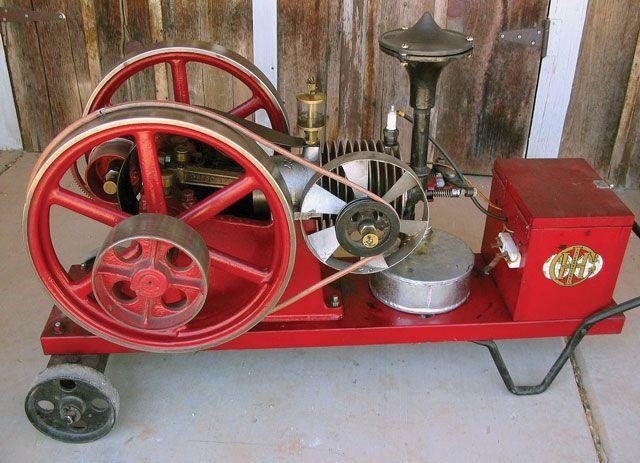 De Db D C Dae Ac Ee International Harvester Steam Engine