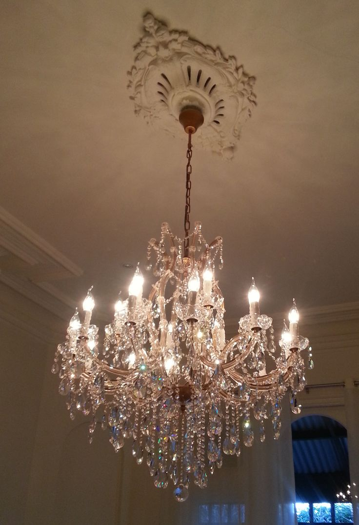 346 best crystal chandelier czech glass images on pinterest dutch gold maria theresa chandelier arubaitofo Choice Image
