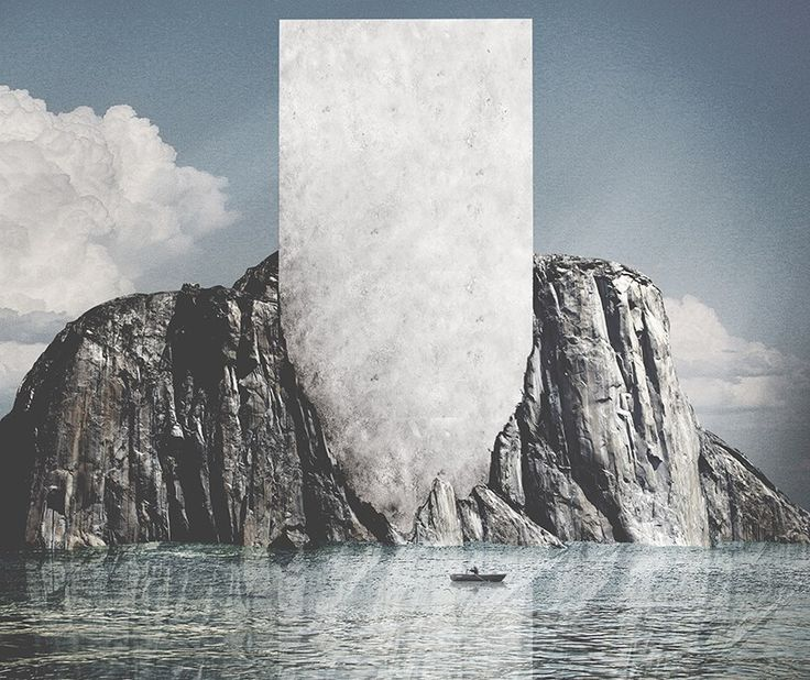 Nick Stath has created a series of digital drawings called 'space, scale, composition and atmosphere'