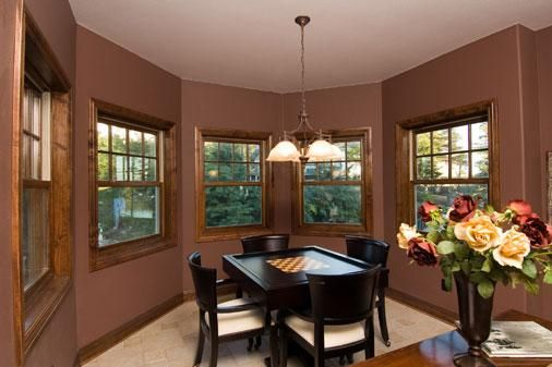 Pinnacle Clad/Wood Windows by Windsor Windows & Doors.