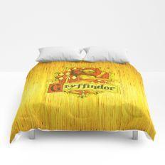 Gryffindor Comforters