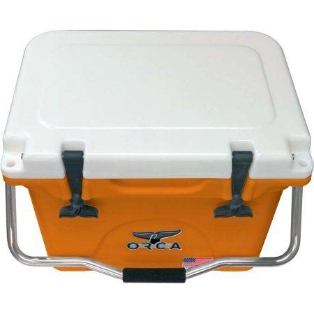 Orca Hard Sided 20 Quart Cooler Walmart Com Orca Cooler Cooler Orca