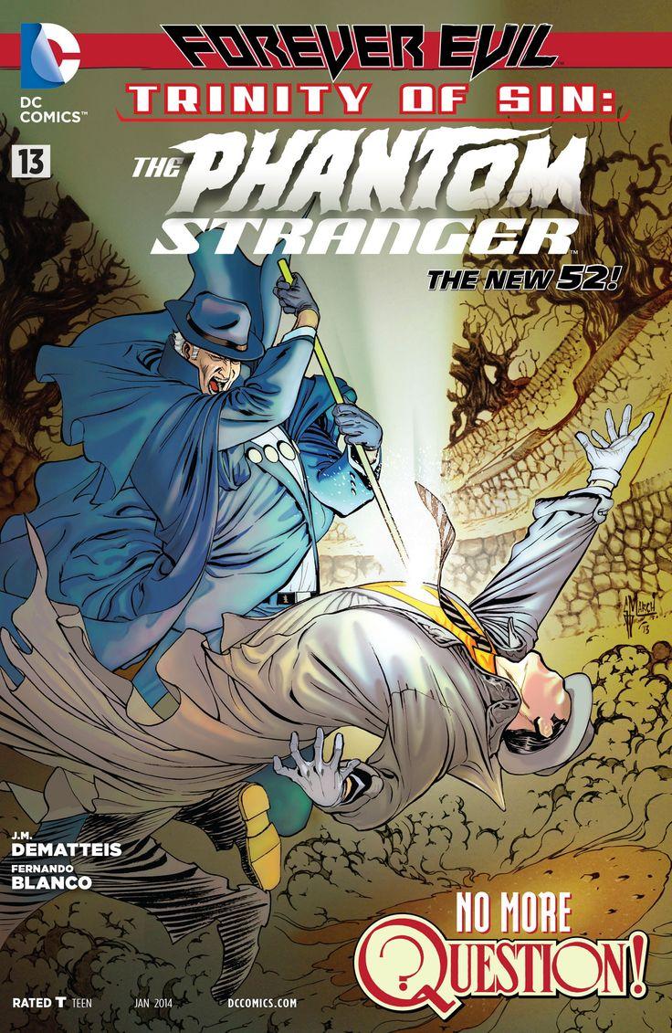 Trinity Of Sin: The Phantom Stranger #13