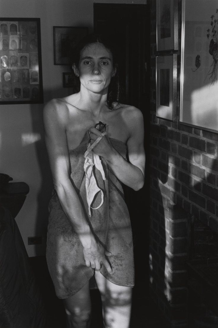 """Lee Friedlander - Maria Friedlander, New York City, 1976. """