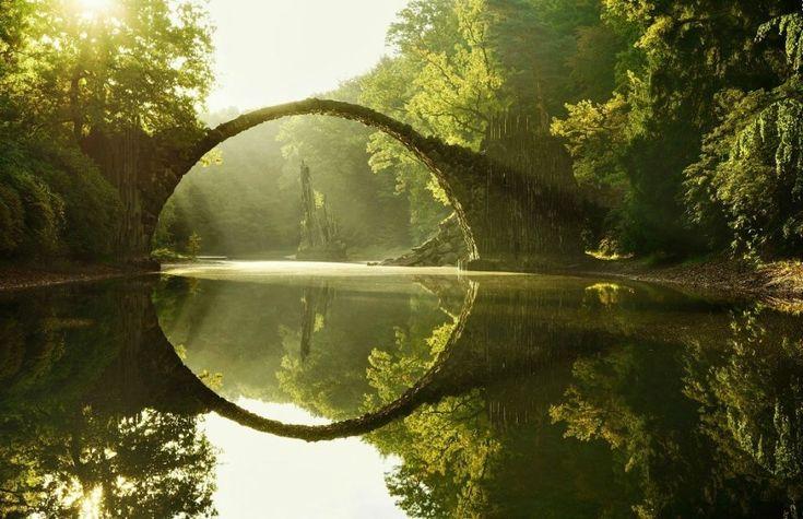 Мост Ракотцбрюке, Германия - Поиск в Google