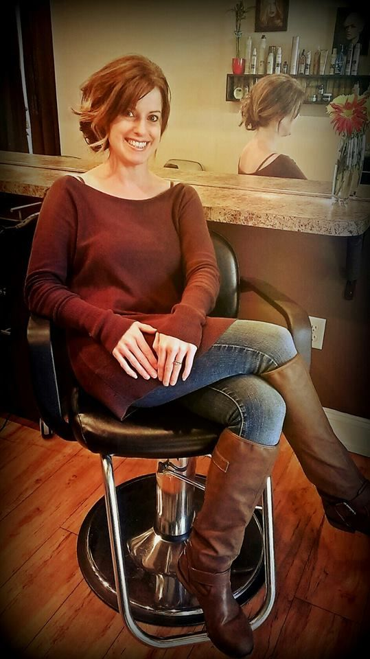 My name is Tracy Heebner and I own Salon Twenty-Two and Spa in Pottstown.  We have been open since 2004 and moved to 2135 E. High Street in 2012.  We are a full service salon and spa.