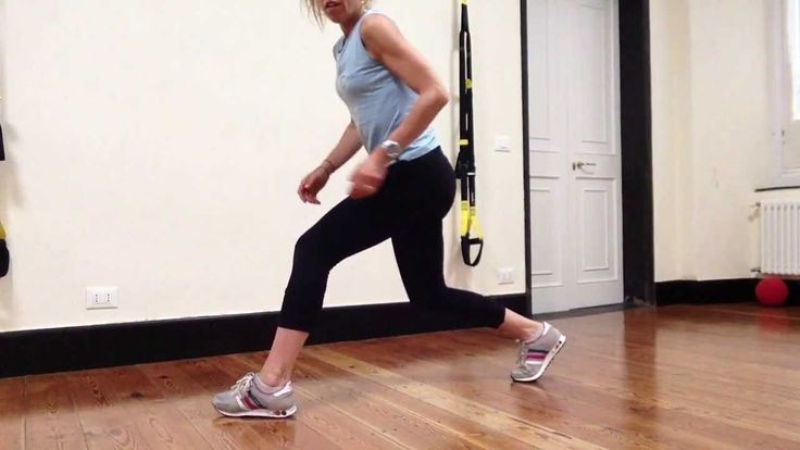 I migliori esercizi per gambe e glutei