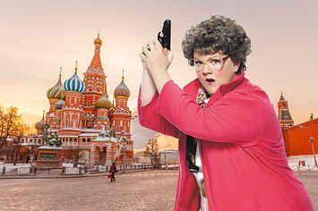 I Spy: Melissa McCarthy Edition