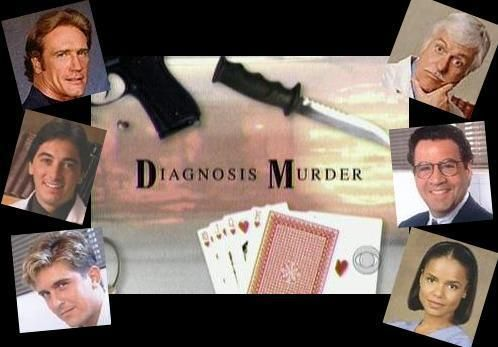 Fan Art of Diagnosis Murder for fans of Diagnosis Murder.