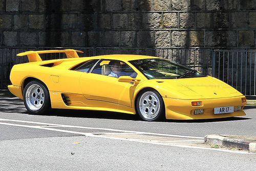 2010 Lamborghini Diablo SVR photo - 3