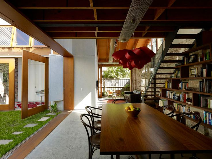Image 18 Of 23 From Gallery Of Cowshed House / Carterwilliamson Architects.  Photograph By Brett Boardman