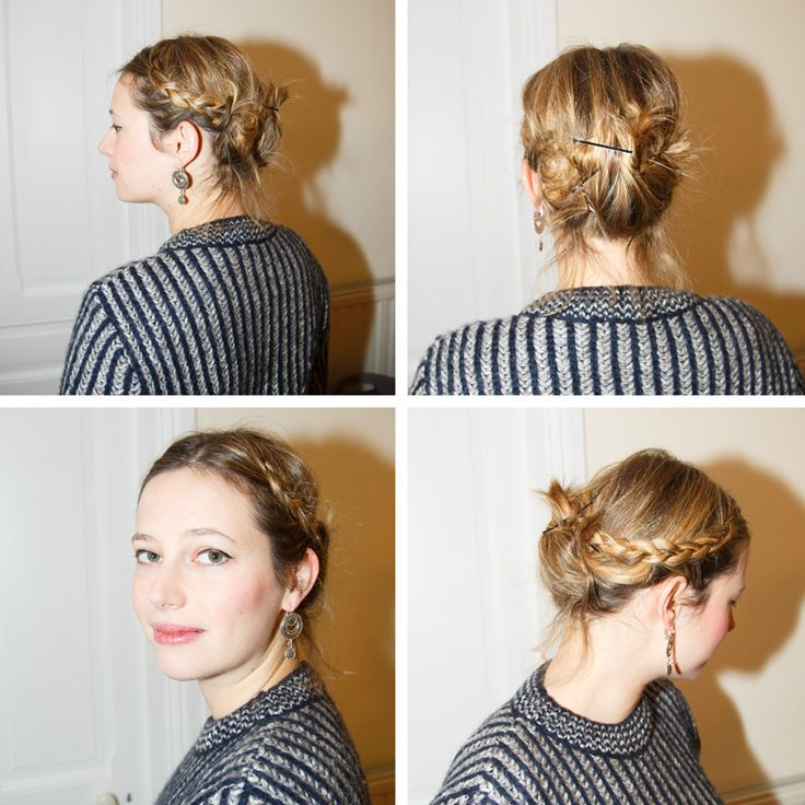 Tuto Dutch Braid ou la tresse inversée @rockygirlparis