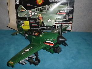 Sgt. Savage's P-40 Warhawk!