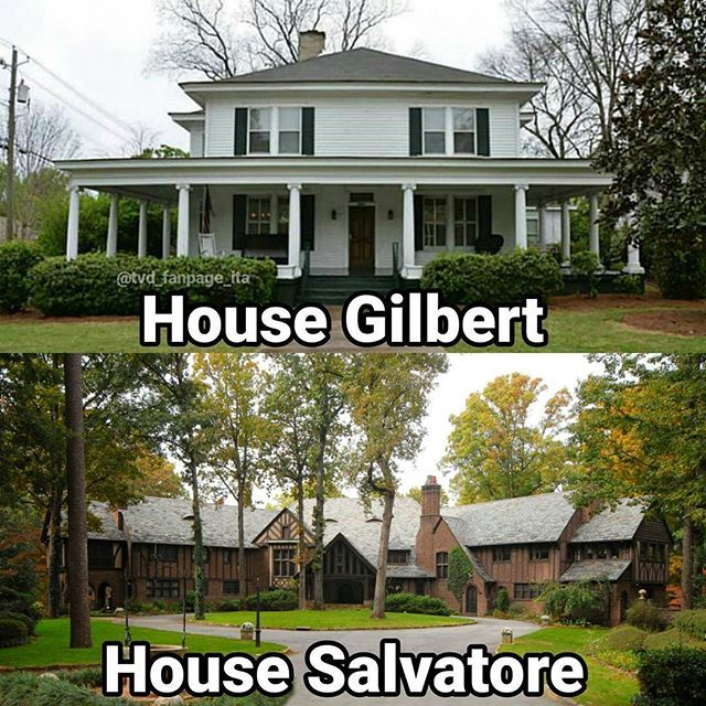 Love the Salvatore house!