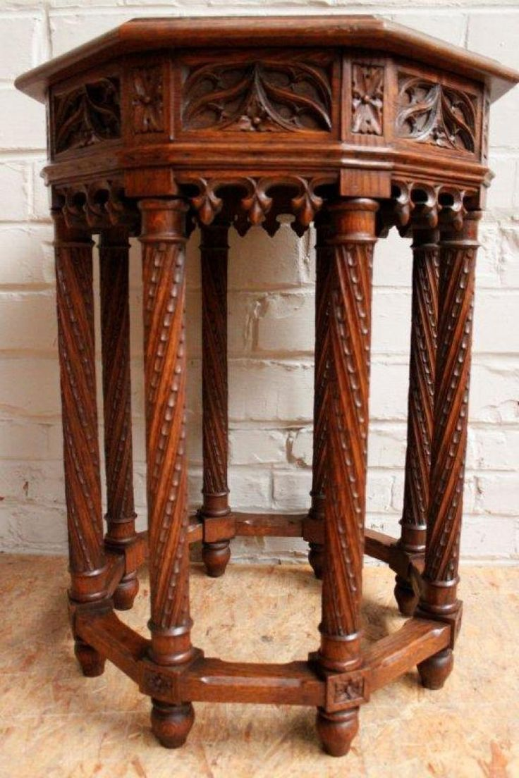 73 best Gothic Furniture images on Pinterest | Gothic ...