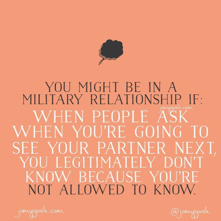 military spouse dating The military wife and mom milspouse life there's a lot more to military life than just deployment military spouses have a lot of stories to tell.