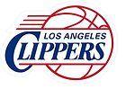 For Sale - Los Angeles Clippers LA Basketball NBA Sticker car bar fridge window 200mm