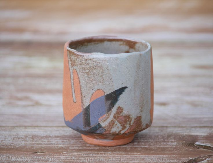 Chawan for the traditional Japanese tea ceremony
